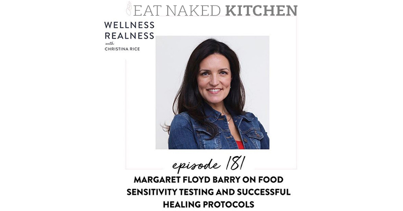 Wellness Realness Podcast Interview with Margaret